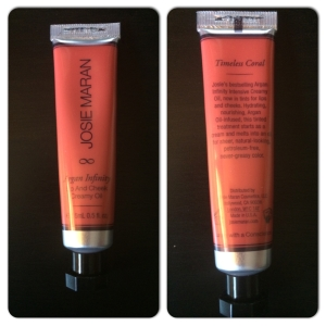Josie Maran Lip and Cheek